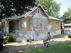 Exterior House Painters Painting