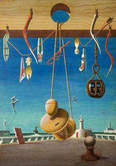 Departure - Edward Wadsworth  1938
