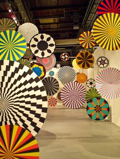 Installation by Ara Peterson  Jim Drain.