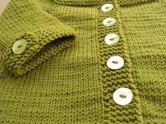 toddler sweater (free pattern)