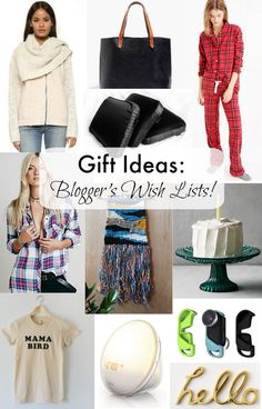 What is on Blogger's wish lists this season!