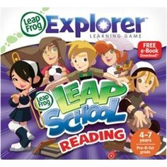 Leapfrog Enterprises Explorer Leapschool Reading (39089) - by LeapFrog. $31.20. Manufacturer:  LeapFrog Enterprises, IncManufacturer Part Number:  39089Manufacturer Website Address:  Brand Name:  LeapFrogProduct Line:  ExplorerProduct Model:  39089Product Name:  Explorer LeapSchool Reading GameProduct Type:  GameTheme/Subject:  LearningSkill Learning:  SpellingSkill Learning:  ReasoningSkill Learning:  ReadingSkill Learning:  LogicRecommended Age:  4 Year to 7 ...