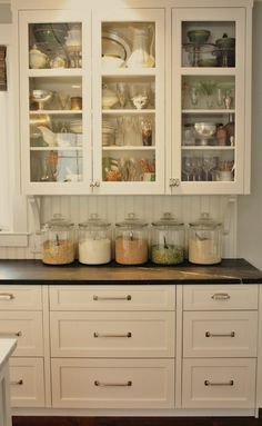 shaker cabinets with laminate counters - Google Search
