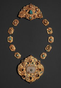 Jewelry elements [Iran or Central Asia] (1989.87a-l) | Heilbrunn Timeline of Art History | The Metropolitan Museum of Art
