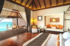 Ultimate Retreat Destination: Ayada Maldives Resort | HomeDSGN, a daily source for inspiration and fresh ideas on interior design and home d...