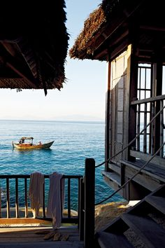 Six Senses Ninh Van Bay hotel in Nha Trang, Vietnam
