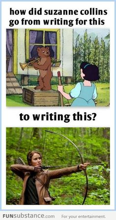 From Little Bear to Hunger Games