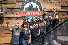 The Biggest Beer Nerds on the West Coast - The Brew Project