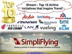 With today's presentation, we'll take a glace at how airlines have tried to inspire customers to travel, influencing folks into taking the primary step towards traveling by dreaming about it. Scan the presentation - inspire yourself! Greatest Adventure, Adventure Time, Air China, Business Travel, Travel Style, Fun Facts, Presentation, Journey, Inspire