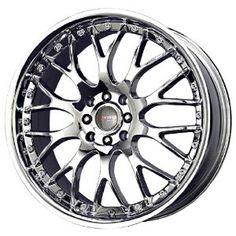 Drag DR-19 Chrome Wheel (17x7.5 New Chrome, Chrome Finish, Muscle Car Rims, Nissan Versa, Rims For Cars, Chrome Wheels, Alloy Wheel, Luxury Cars, Specs