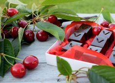 Bonboniéra a zdravá? Pozri RECEPT na domáce čokoládové bonbóny plnené čerešňami, inak nazývané aj mon cheri. Pre teba tá správna voľba!