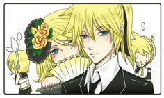 Kagamine Rin and Len - Servant of Evil