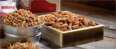 """Durham-Ellis Pecan Company - Durham-Ellis Pecan has been in the """"nut"""" business for 75 years.  We offer a wide variety of nuts and gift items with competitive prices for fundraising."""