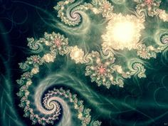 a Fractal -- beautiful and interesting history