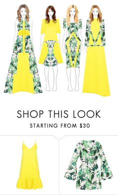 """""""Fashion Collection"""" by coppin-s ❤ liked on Polyvore featuring Boohoo"""