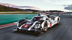 The New Porsche 919 Le Mans Prototype, Based On The Old Porsche 919