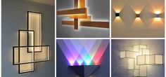 Here are the best unique wall led lighting that will draw your attention.