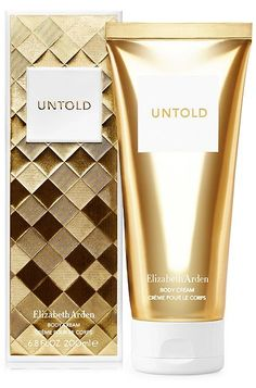 Untold By Elizabeth Arnold a definite go to body cream #macys #weddingchickspicks  http://www.macys.com/campaign/social?campaign_id=200&channel_id=1&bundle_entryPath=/beauty&cm_mmc=BRIDAL-_-CARAT-_-N-_-WCPinterest