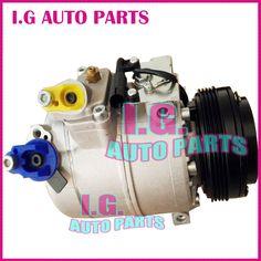 High Quality CSV717 AC A/C Compressor For Car BMW X5 E53 3.0i L6 2002-2006 64526918000 5C900 45010 97444 98444 CO 10837C