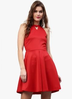 Wear your style Jumpsuit Dress, Skater Dress, Fit Flare Dress, Fit And Flare, Best Online Fashion Stores, Dress Outfits, Dresses, Hemline, Party Dress