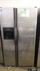 Frigidaire Stainless Steel Refrigerator $300