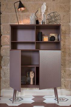 108E0 Highboard Tiles Collection by BARBA DESIGN design Manuela Pelizzon