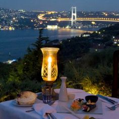 Rooftop Lounge Istanbul, TURKEY