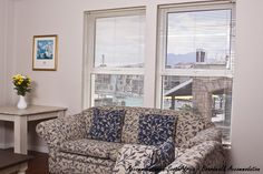 Lounge at Boardwalk Accommodation. Self-catering accommodation in Gordon's Bay. Cape Town South Africa, Catering, Lounge, Curtains, Travel, Home Decor, Airport Lounge, Drawing Rooms, Blinds