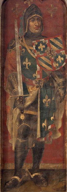 Afbeelding 1405 - 1419 Jan zonder Vrees bekijken - Stad Kortrijk 15th Century, Gothic, Burgundy, Miniatures, Museum, Painting, Inspirational, France, Christian Art