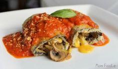 stuffed eggplant recipe vegetarian