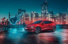 """VW Sondermodelle """"Sound"""" 2017 on Behance"""