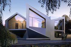 Oito casas em uma
