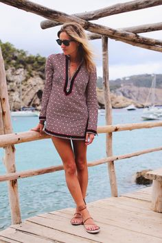Getaway: Blogger Lucy Williams' Ibiza   Tory Daily