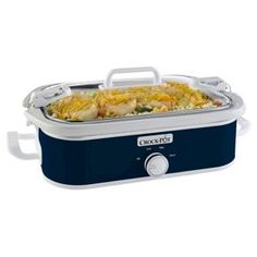 Crock-Pot® 3.5-Quart Casserole Crock Slow Cooker SCCPCCM350