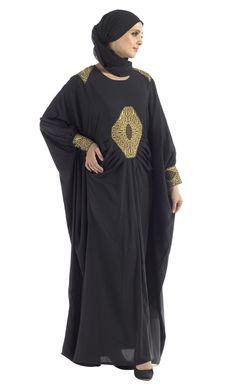 The must have in every closet Saudi Abaya Kaftan.
