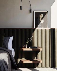 Interior Architecture, Interior And Exterior, Interior Design, Home Bedroom, Bedroom Decor, Bedrooms, Soft Furnishings, Interior Inspiration, Hotels