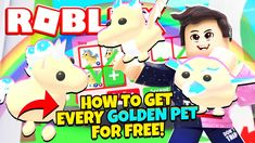 Can You Beat This Cute ROBLOX GAME!? (ADOPT ME) YouTube