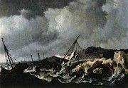 "New artwork for sale! - "" Peeters Bonaventura The Elder Shipwreck by Bonaventura Peeters the Elder "" - http://ift.tt/2pnp71w"