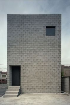 - One window is really all you need. Houses Architecture, Detail Architecture, Minimal Architecture, Japanese Architecture, Residential Architecture, Contemporary Architecture, Interior Architecture, Geometry Architecture, Facade Design