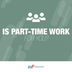Here are some tips for finding the perfect part-time job.