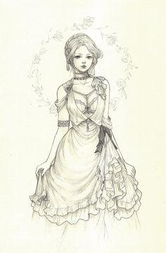 Odette by Jasmin Darnell