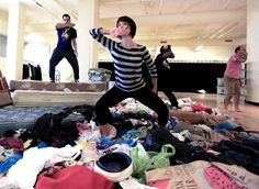 """In """"Trash: A Theatre LILA Invention,"""" a dozen writers share their take on society's discards."""
