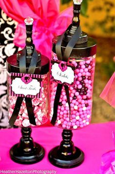 """Welcome to KROWN KREATIONS & CELEBRATIONS!! """"Come on, let's go party!"""" FASHION DIVA glitz and glam are sure to make your party the ultimate girl's dream! Classic silhouettes and vibrant color add an e"""