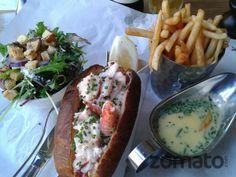 Burger & Lobster, London