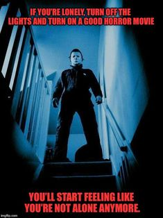 Image tagged in halloween,michael myers,movies,horror - Box Office Factor Horror Movies Funny, Horror Movie Characters, Scary Movies, Michael Myers Memes, Scary Funny, Hilarious, Creepy, Oki Doki, Horror Pictures