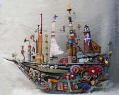 Gerard Collas, La nef des reves~~O barco pescador de sonhos