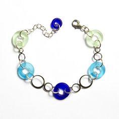 Bubble Bracelet Seaside now featured on Fab.