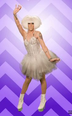 Theme: Black and Pink Runway Theme: TV Shows Drag Race Season 6, Danny Noriega, Wedding Makeover, Toga Party, Adore Delano, Races Fashion, Rupaul Drag, Quinceanera Party, Golden Girls