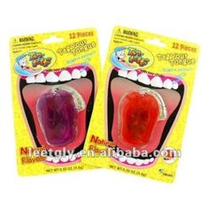 Novelty Candy Product | Ton-tattoo(card)