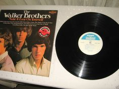 Walker Brothers, The - Make It Easy On Yourself UK 1972 Lp near mint